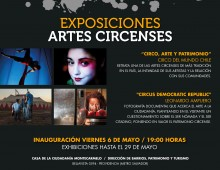Afiche Exposiciones Montecarlo (Providencia)