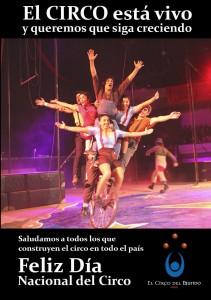 Dia del circo 2017