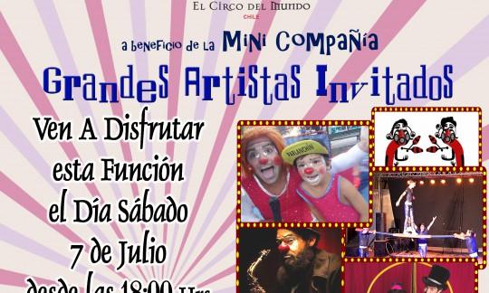 Variette MiniCompañia Circo del Mundo2018