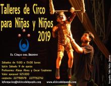 talleres circo noños 2019