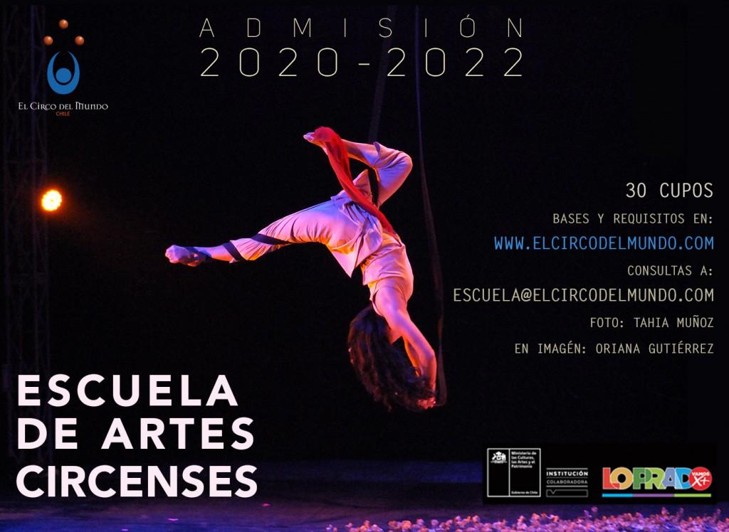FLAYERESCUELA2020